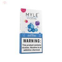Myle Iced Quad Berry