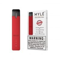 MYLE Ultra Portable Pod System - Hot Red