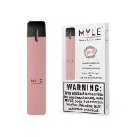 MYLE Ultra Portable Pod System - Rose Gold