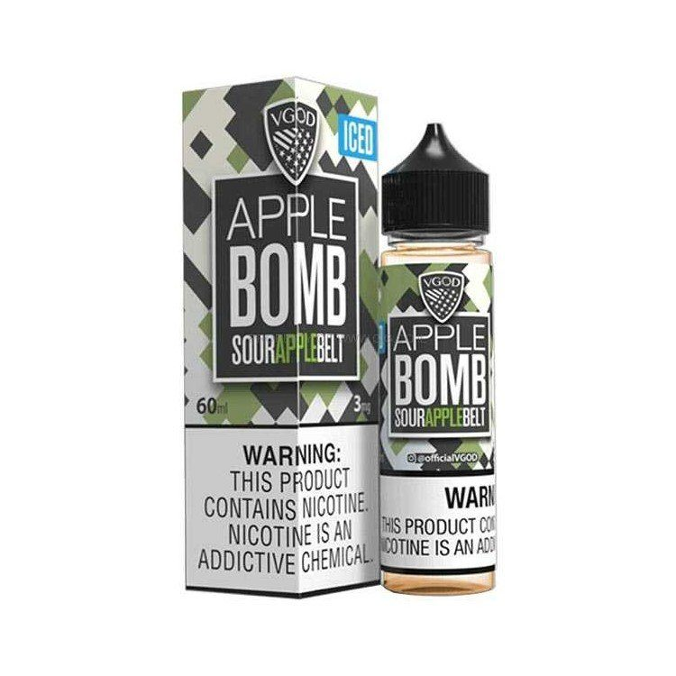 Apple Bomb Iced by VGOD