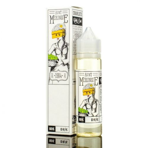 Aunt Meringue - Charlie's Chalk Dust