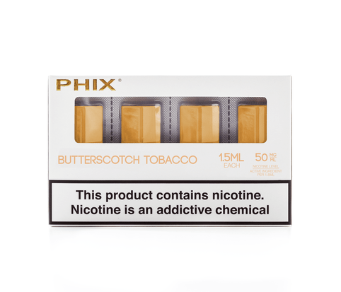 Phix Butterscotch Tobacco
