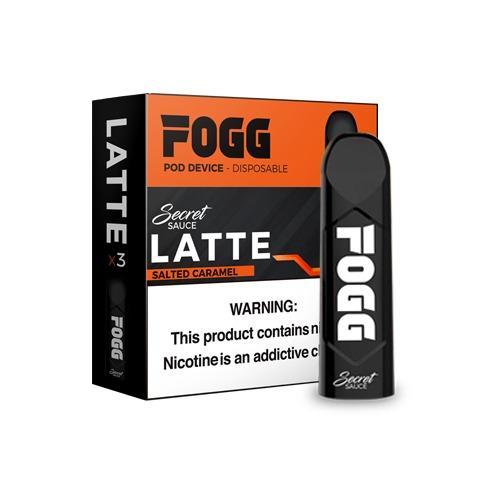 FOGG Latte by Secret Sauce