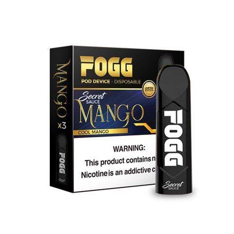 FOGG Mango by Secret Sauce