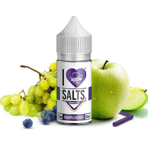 Grappleberry I love Salts by Mad Hatter