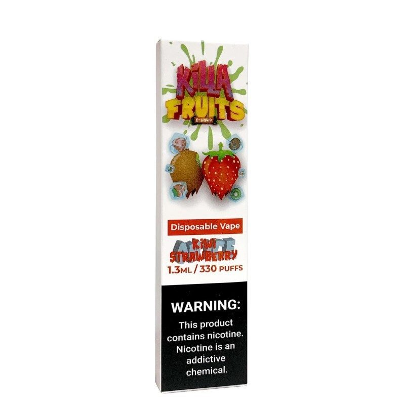 Kiwi Strawberry on Ice by Killa Fruits