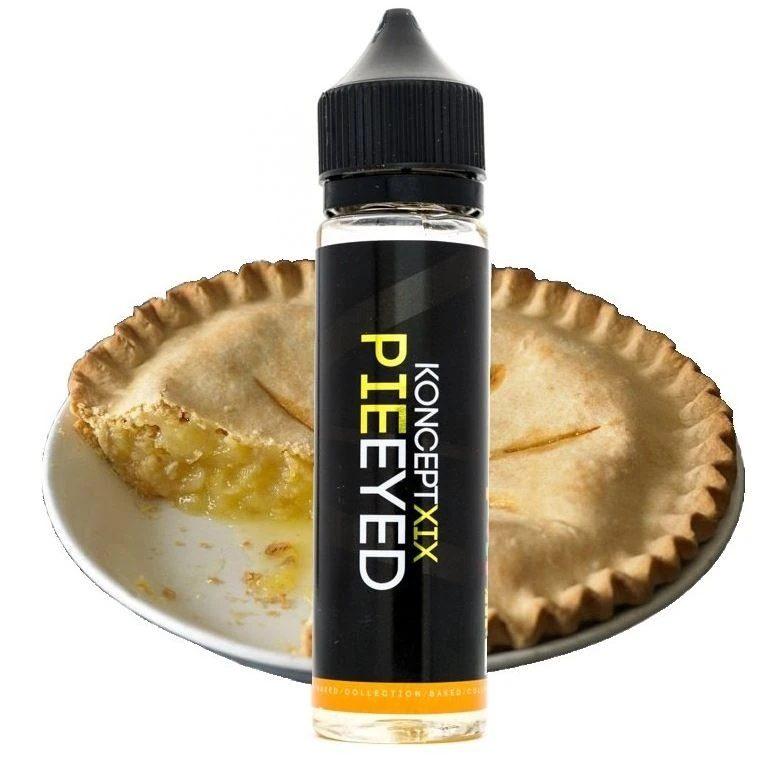Pie Eyed by KonceptXIX