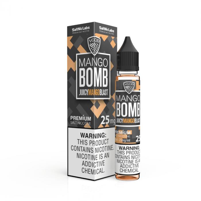 Mango Bomb by VGOD Salt Nic