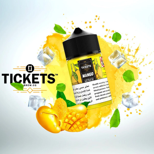 Mango - Tickets Brew