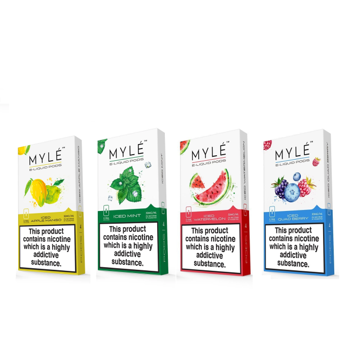 Myle Ice Bundle of 5