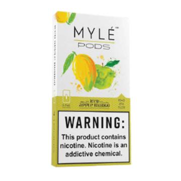 Myle Iced Apple Mango