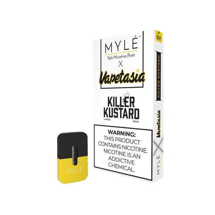 Myle Killer Kustard by Vapetasia