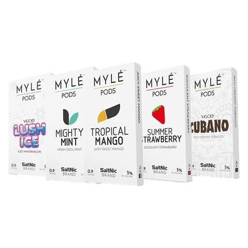 Myle Mega Bundle of 10 and Free Device
