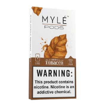 Myle Sweet Tobacco