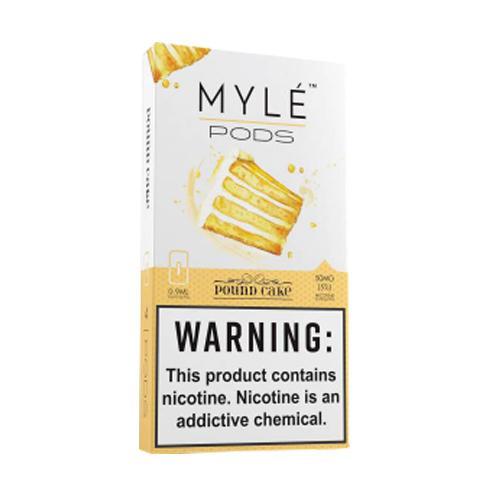 Myle Pound Cake