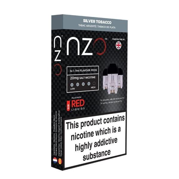 NZO Silver Tobacco