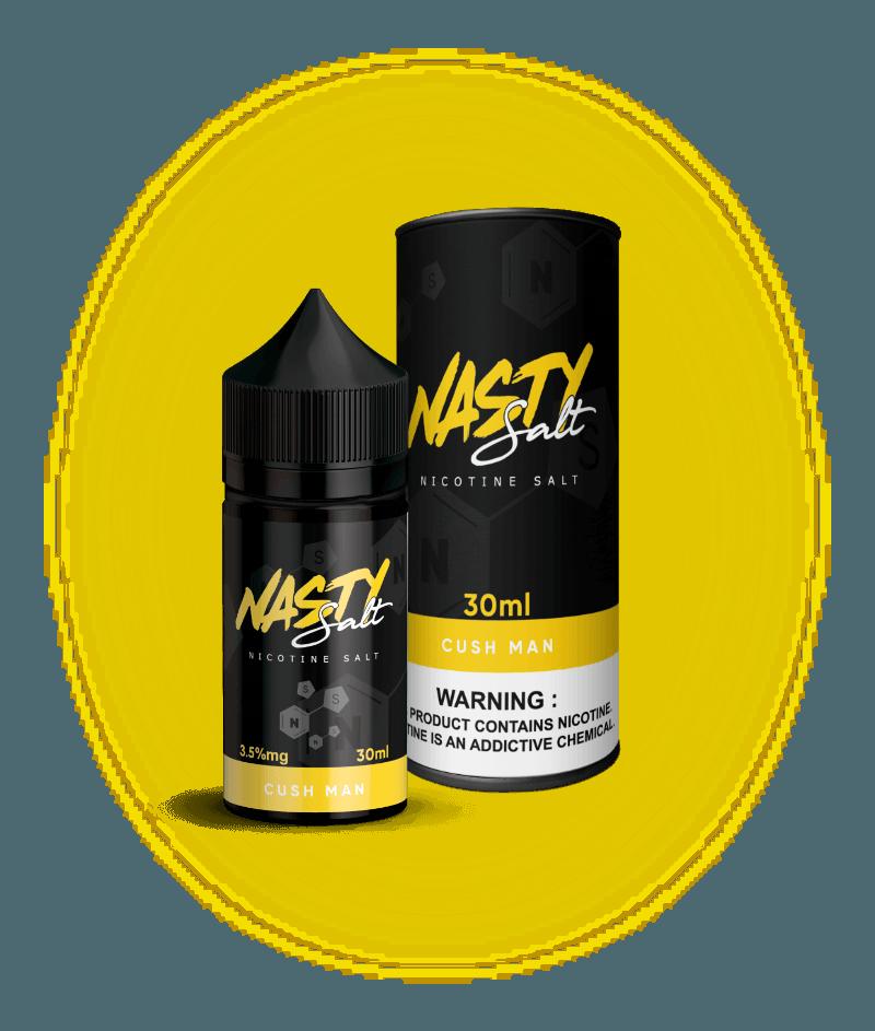 Cush Man by Nasty Salt Nic
