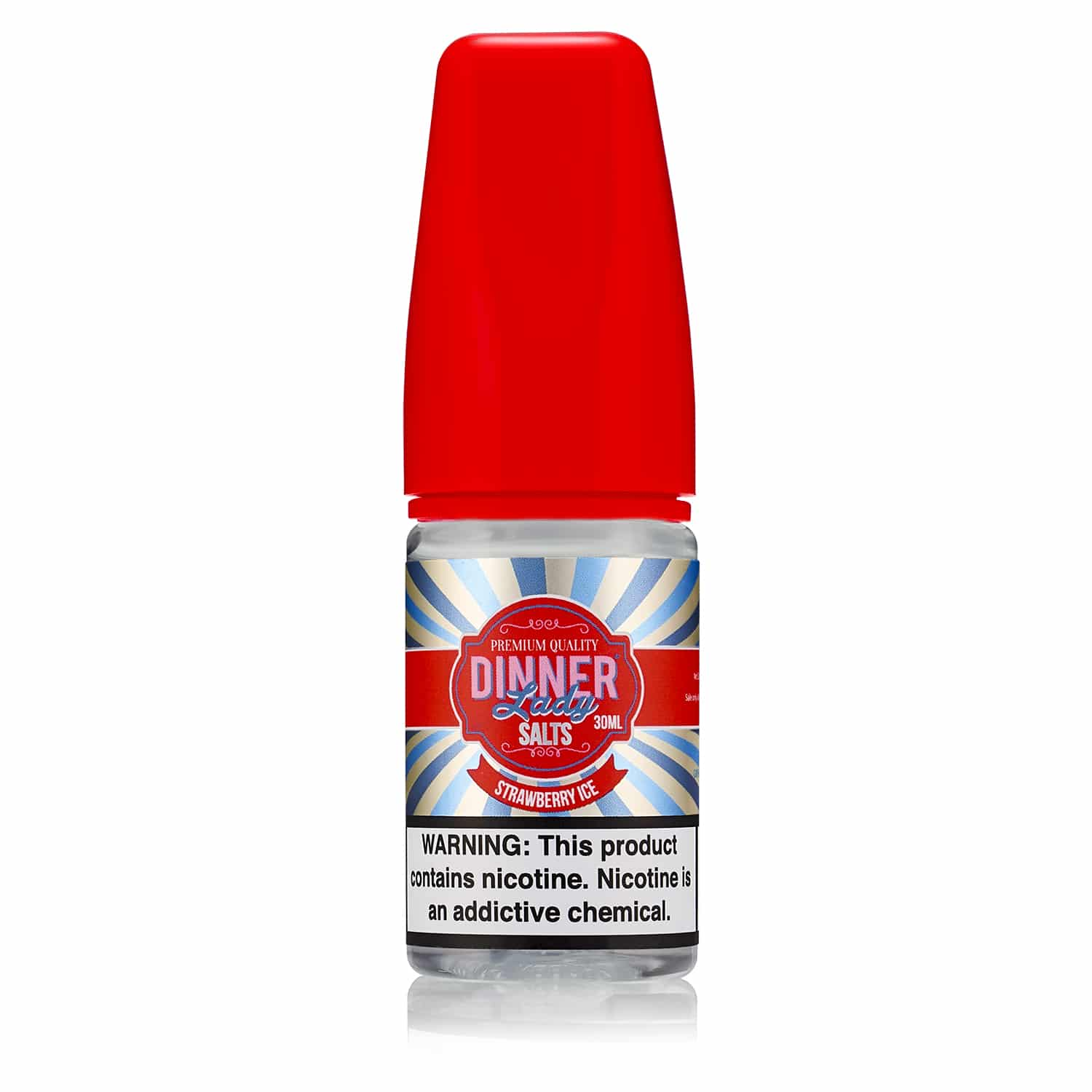 Strawberry Ice by Dinner Lady Salts