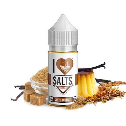 Sweet Tobacco vape juice from I Love Salts