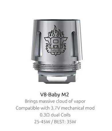 Smok V8 Baby M2