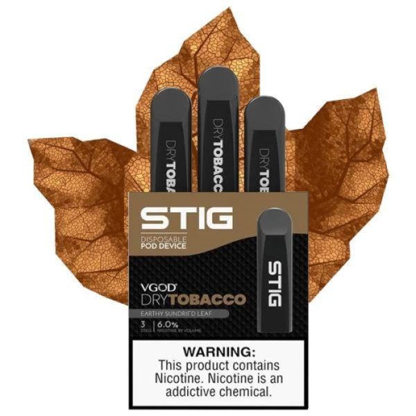VGOD Stig Dry Tobacco