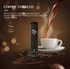 Tugboat Coffee Tobacco disposable pod device