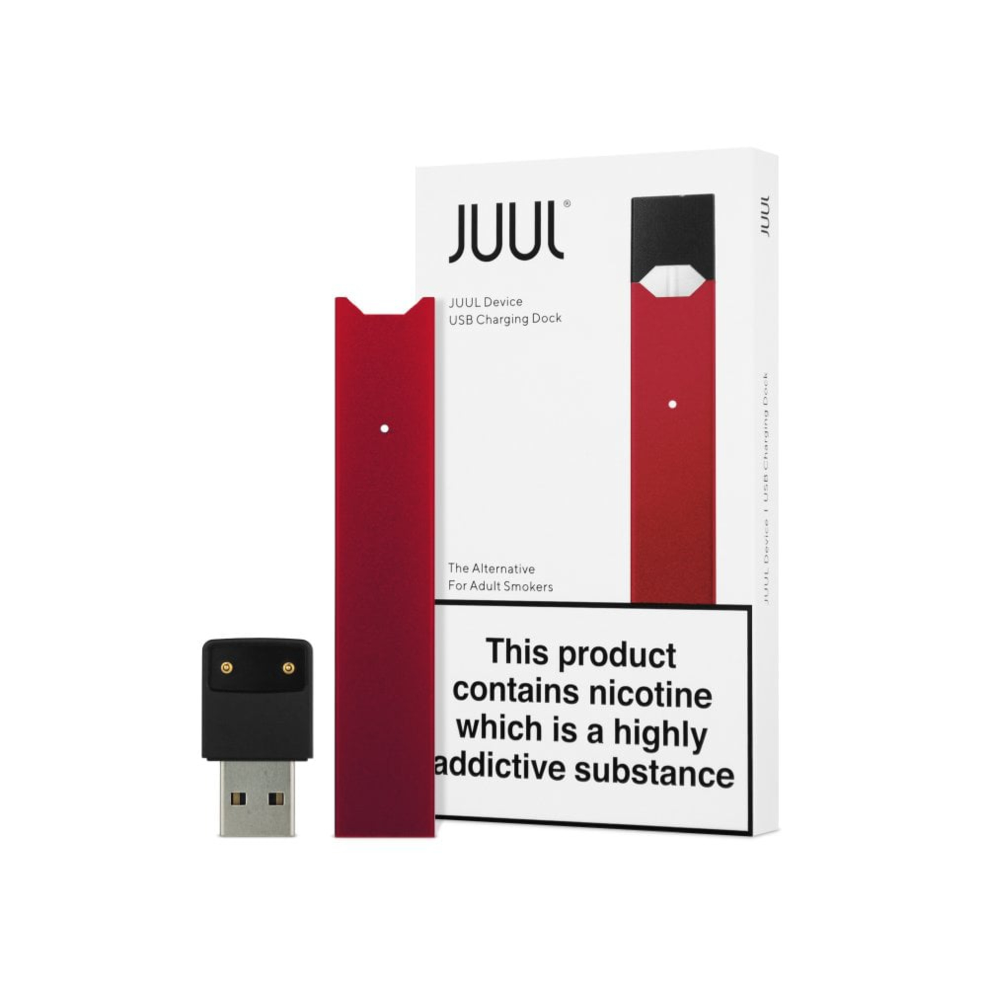 Juul Device Kit - how to fix juul pods in london