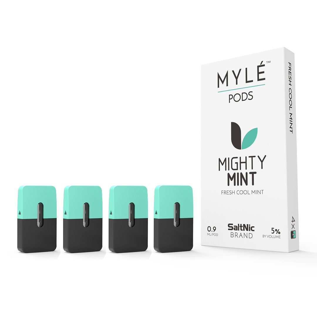 Myle Mighty Mint by Salt Nic
