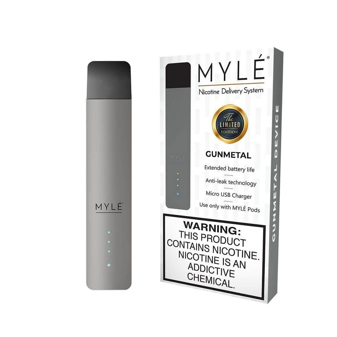 MYLÉ Magnetic Device - GunMetal