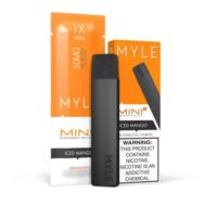 myle mini 2 iced mango
