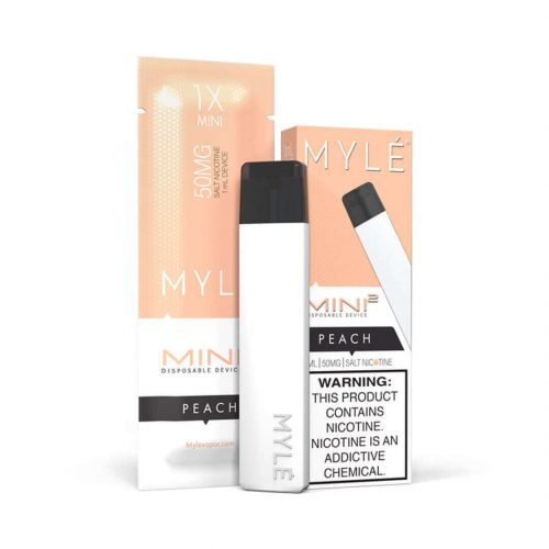 myle mini 2 peach