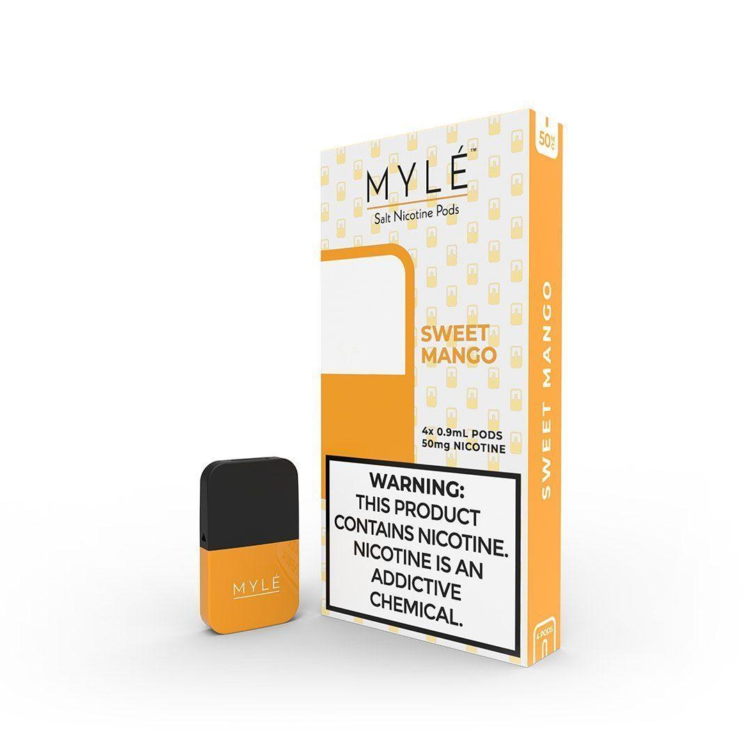 Myle Sweet Mango MAGNETIC pods
