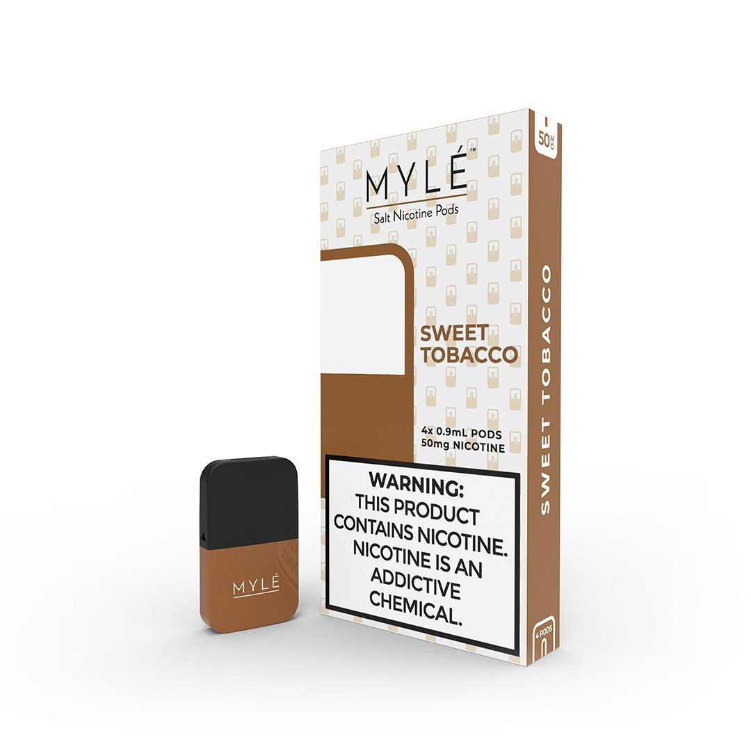 Myle Sweet Tobacco MAGNETIC pods