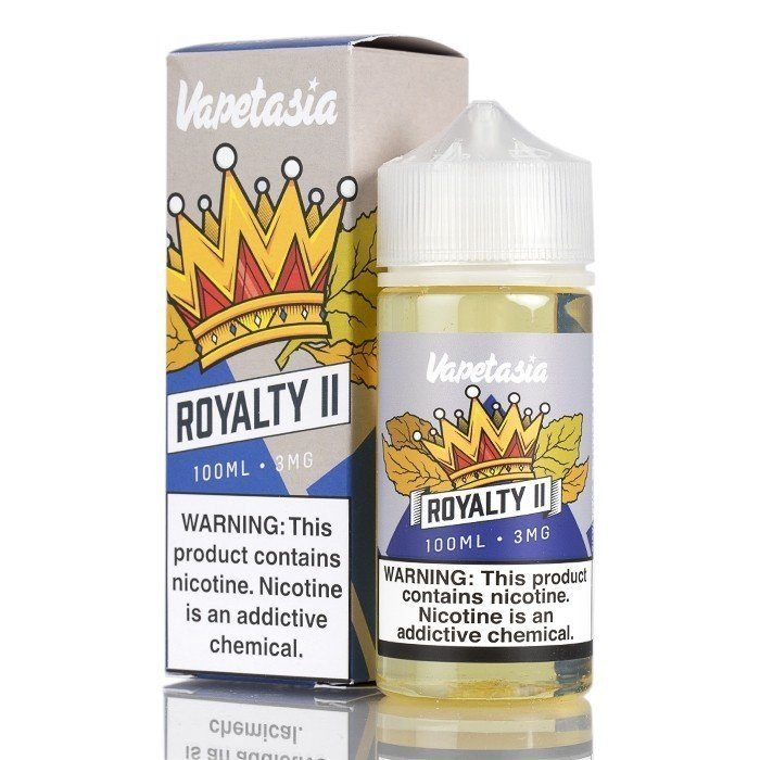 Royalty II by Vapetasia 100ml