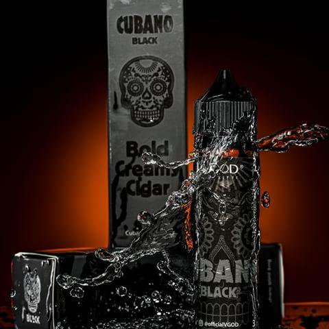 Cubano Black by VGOD