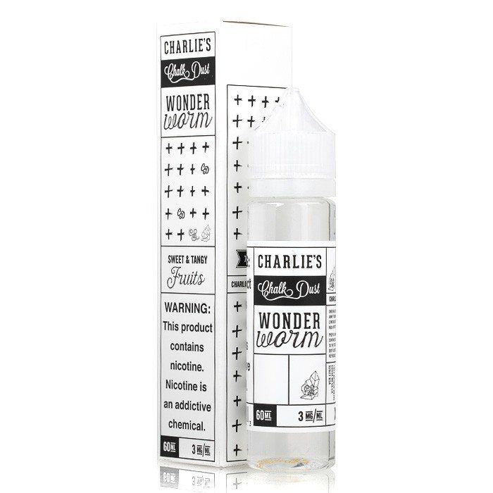Wonder Worm by Charlie's Chalk Dust